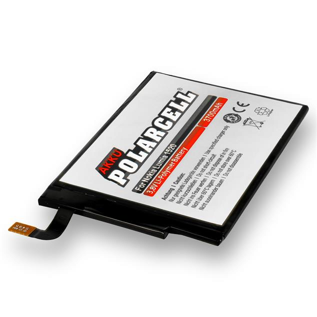 PolarCell Li-Polymer Replacement Battery for Nokia Lumia 1520