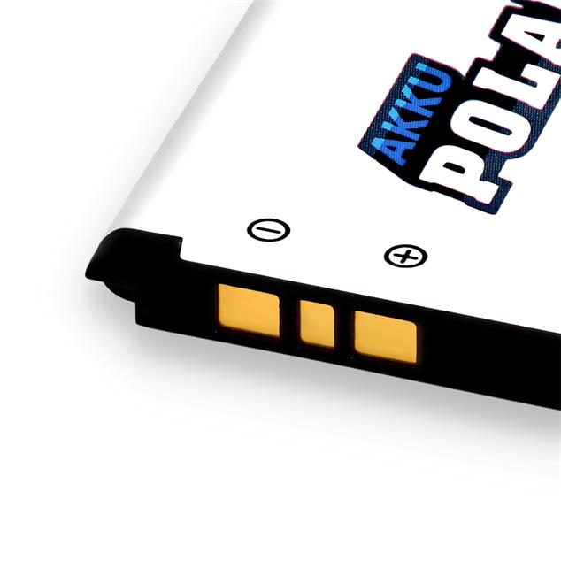 PolarCell Li-Ion Akku für Sony Xperia J (ST26i)
