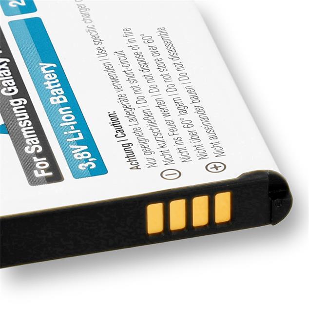 PolarCell Li-Ion Akku für Samsung Galaxy K Zoom (SM-C111)