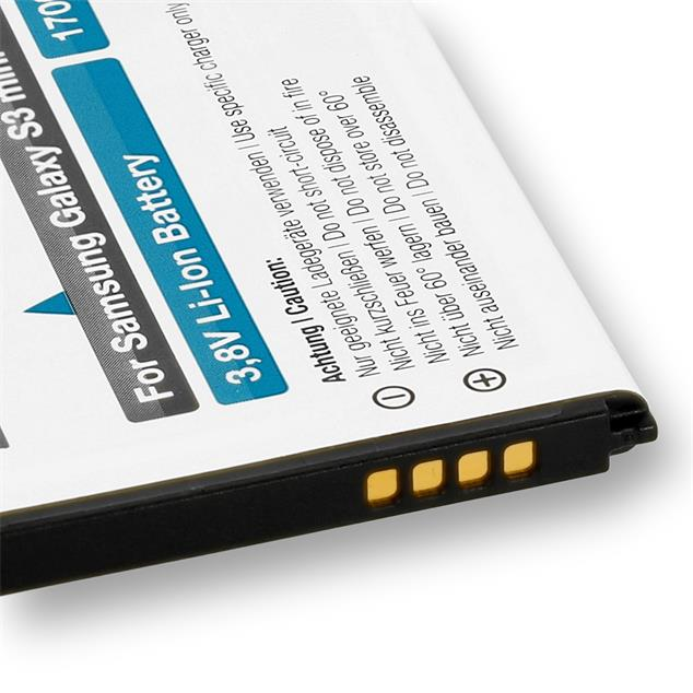 PolarCell Li-Ion Replacement Battery for Samsung Galaxy Ace 2 (GT-i8160P) - incl. NFC-Antenna