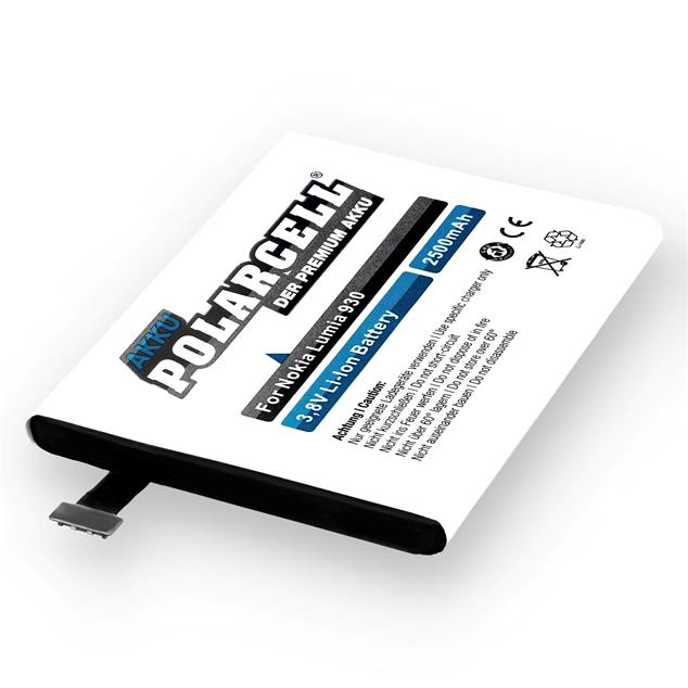 PolarCell Li-Ion Replacement Battery for Nokia Lumia 930
