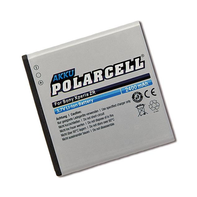 PolarCell Li-Ion Replacement Battery for Sony Xperia ZR (C5502)