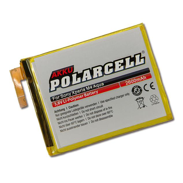 PolarCell Li-Polymer Replacement Battery for Sony Xperia M4 Aqua (E2303)