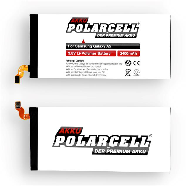 PolarCell Li-Polymer Replacement Battery for Samsung Galaxy A5 (SM-A500F)