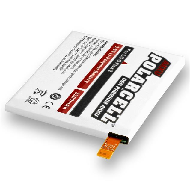 PolarCell Li-Polymer Replacement Battery for LG G Flex 2 (H955)
