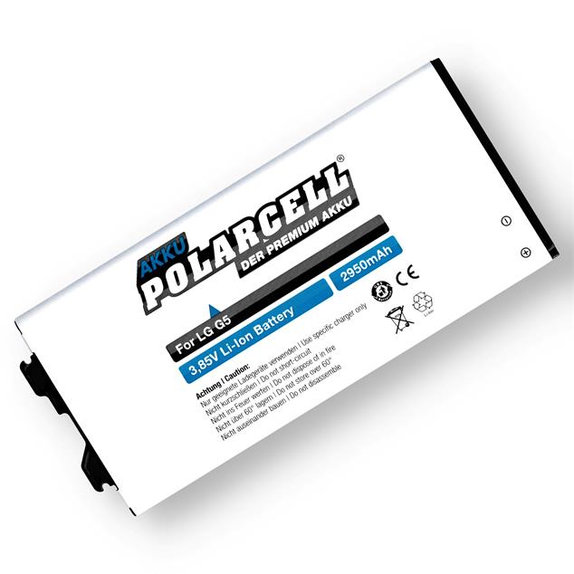 PolarCell Li-Ion Replacement Battery for LG G5 (H850)