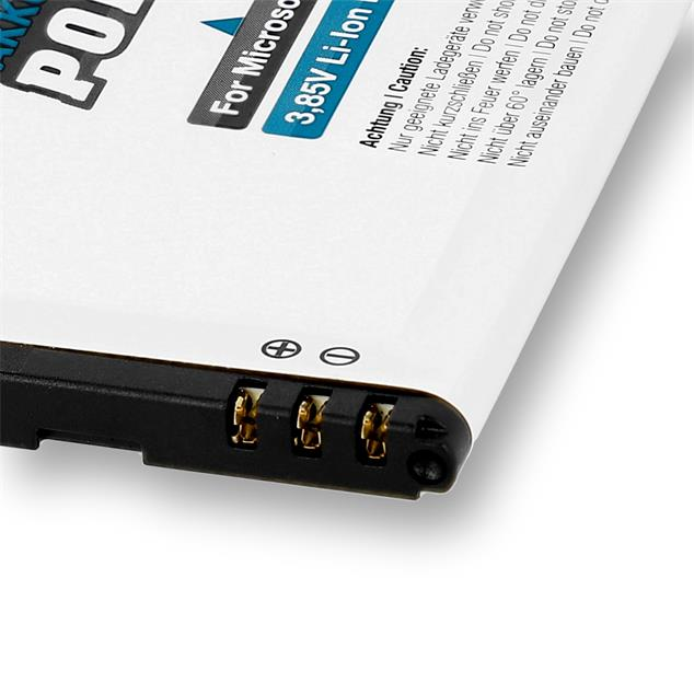 PolarCell Li-Ion Akku für Microsoft RM-1104