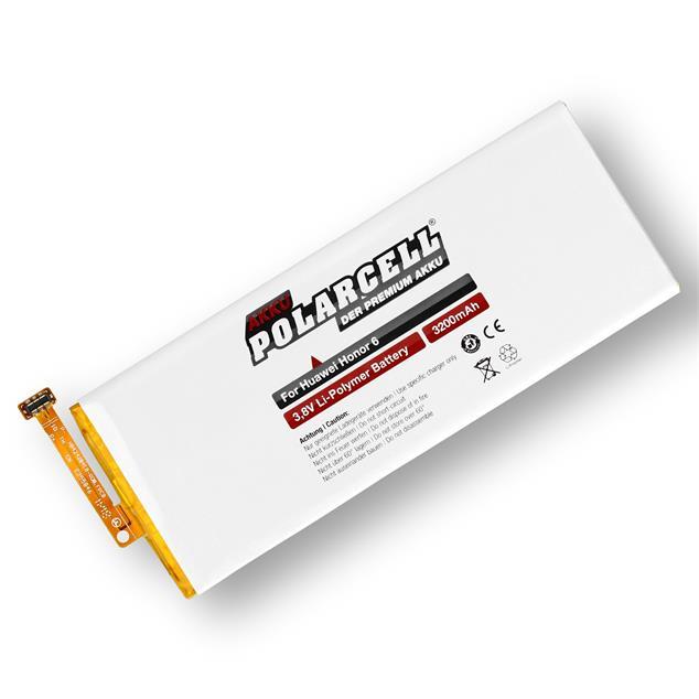 PolarCell Li-Polymer Akku für Huawei Glory Play 4X