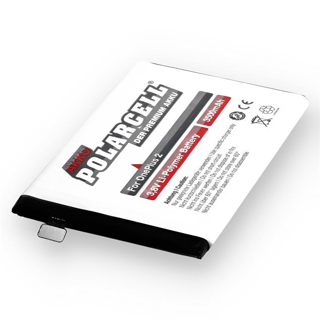 PolarCell Li-Polymer Replacement Battery for OnePlus A2003