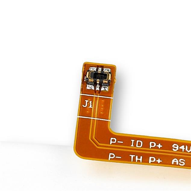 PolarCell Li-Polymer Akku für Nokia 6 | Dual Sim | Arte Black