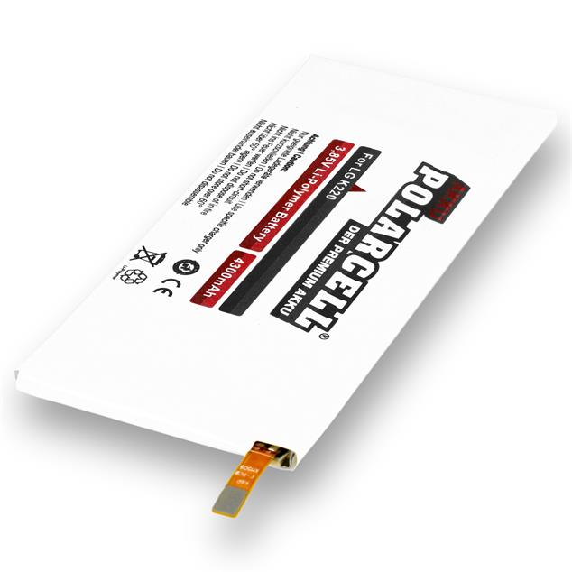 PolarCell Li-Polymer Replacement Battery for LG X Power (K220)