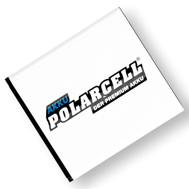 PolarCell Li-Ion Akku für Samsung Galaxy Mega 5.8 (GT-i9150)