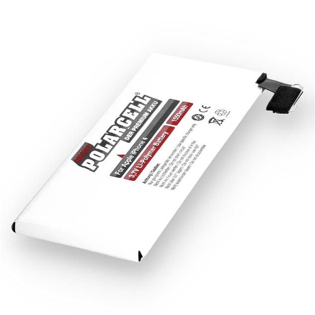 PolarCell Li-Polymer Battery replaces original Apple APN 616-0512