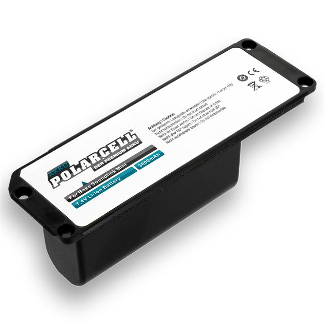 PolarCell Li-Ion Replacement Battery for Bose Soundlink Mini 1