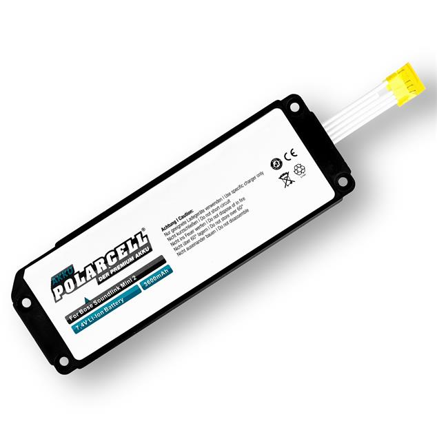 PolarCell Li-Ion Akku für Bose Soundlink Mini 2 | II