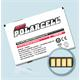 PolarCell Li-Polymer Akku für HTC Herald (P4350)