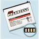 PolarCell Li-Polymer Akku für Qtek 8500