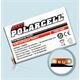 PolarCell Li-Polymer Akku für Motorola RAZR (XT910)