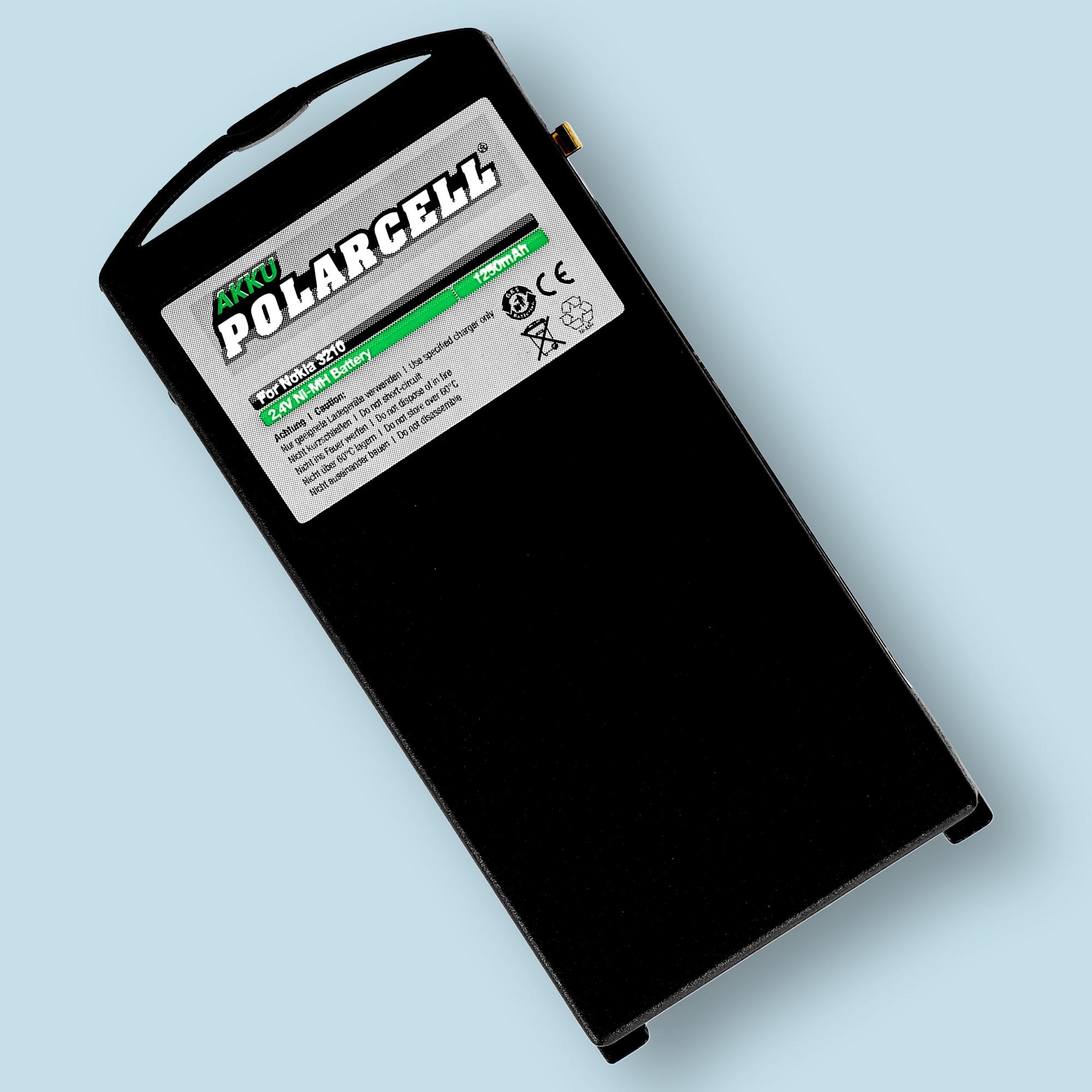 PolarCell® Hochleistungsakku für Nokia 3210, ersetzt Originalakku BML-3