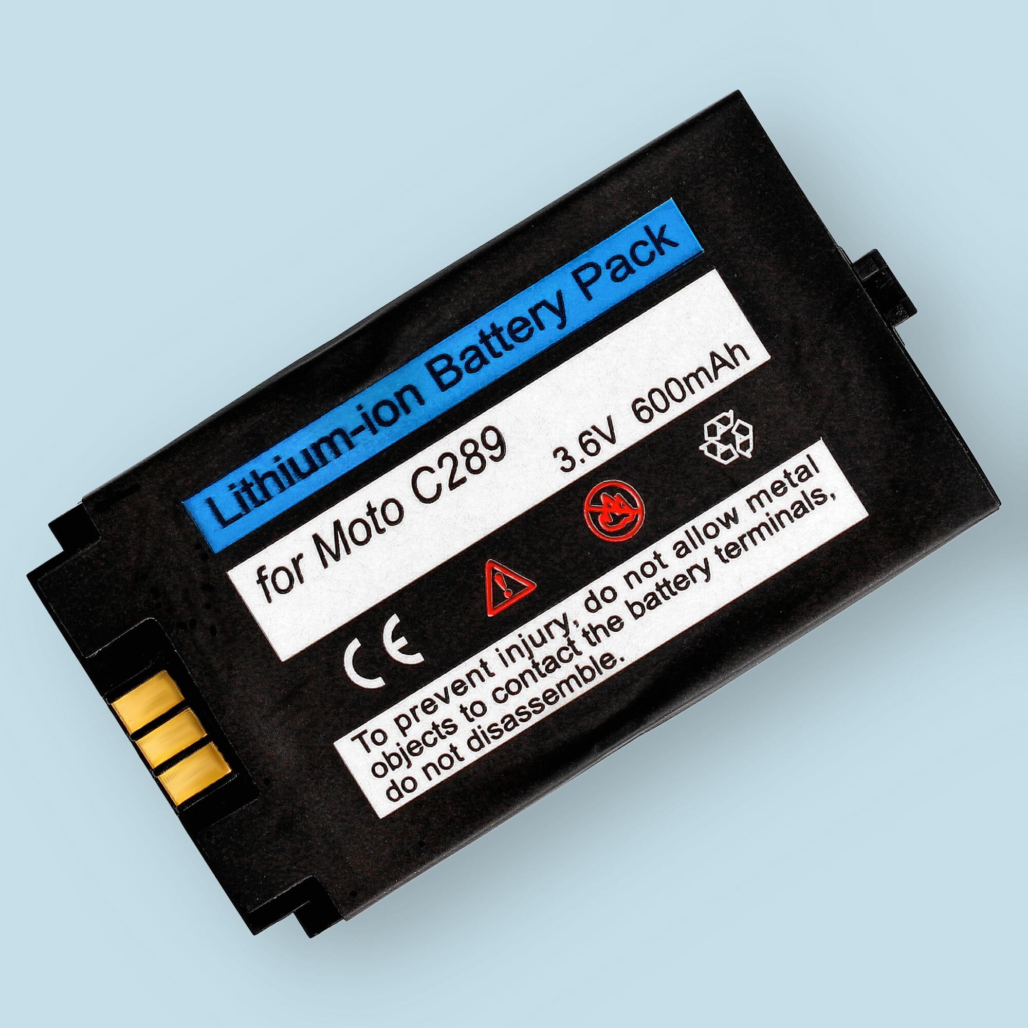 PolarCell® Hochleistungsakku für Panasonic C289
