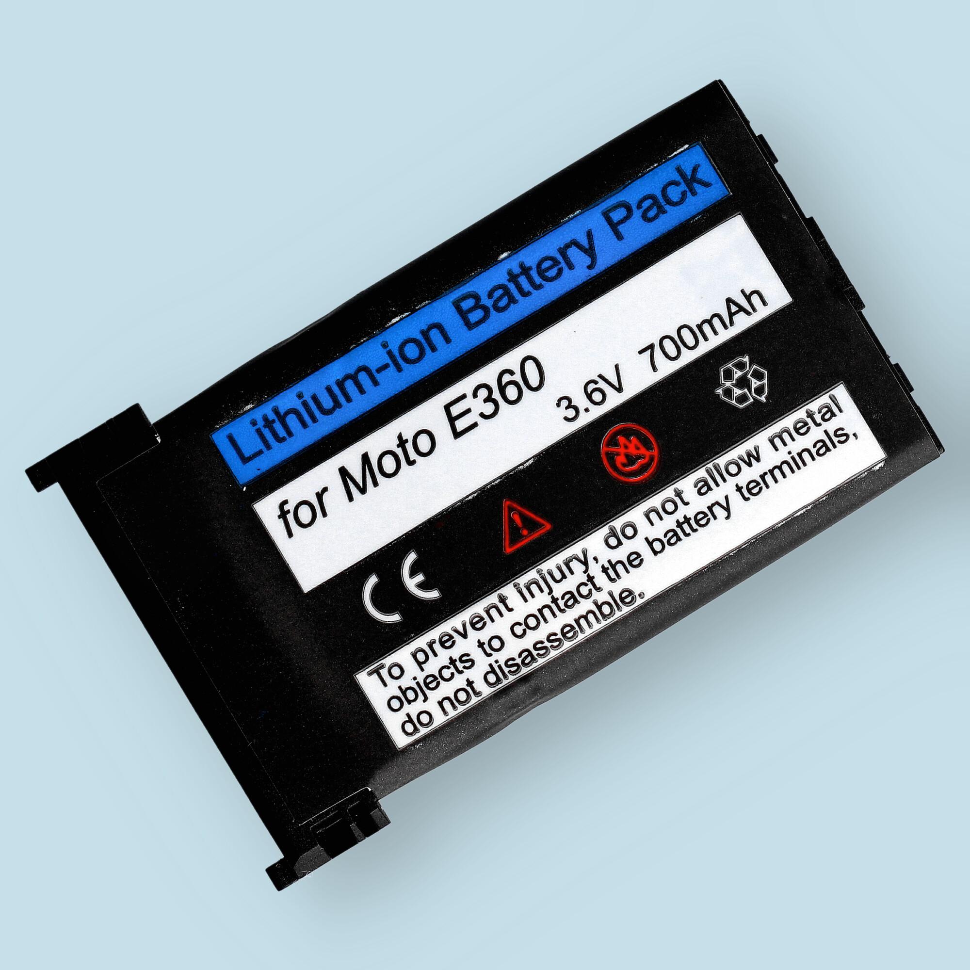 PolarCell® Hochleistungsakku für Panasonic E360