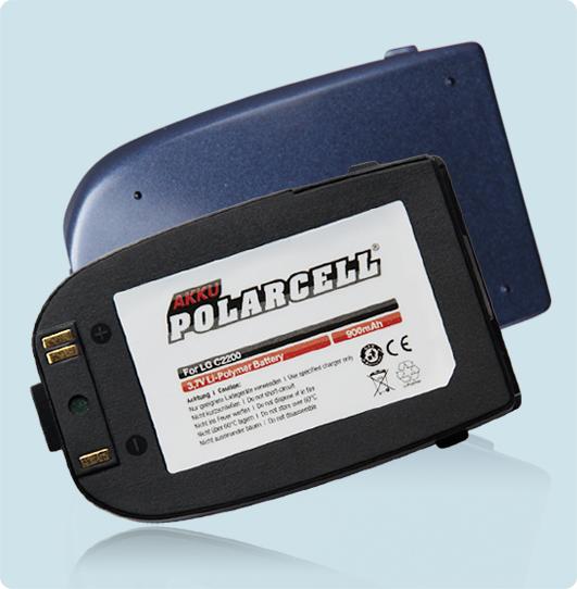PolarCell® Hochleistungsakku für LG C2200