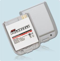 PolarCell® Hochleistungsakku für Siemens SL55, ersetzt Originalakku EBA-520, EBA-525