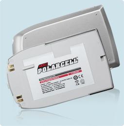 PolarCell® Hochleistungsakku für Samsung SGH-Z105, ersetzt Originalakku BST157ADE
