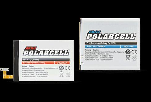 PolarCell Handyakkus