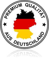 Premium Qualität aus Deutschland