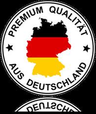 Premium Qualität aus Deutschland
